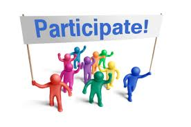 Help us, participate :-)
